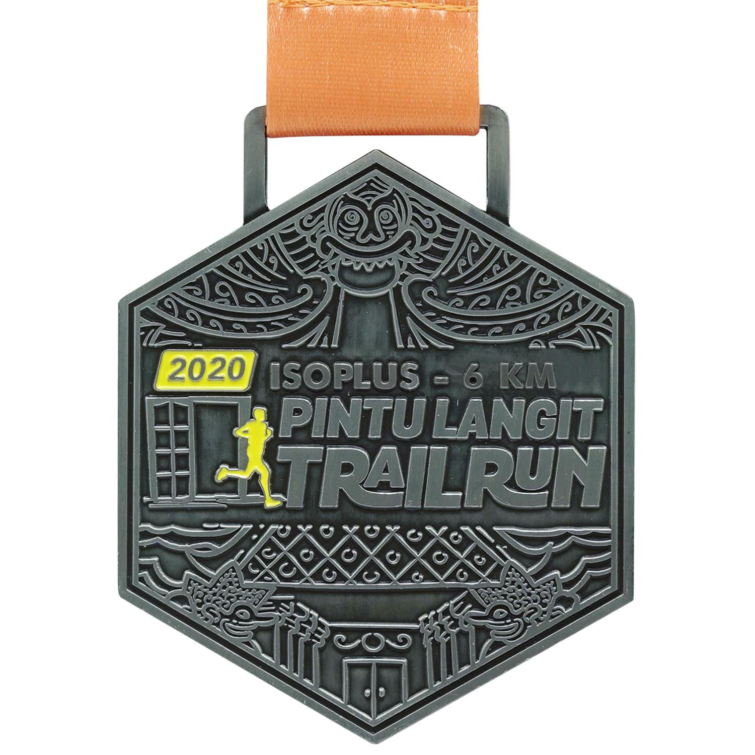 ISOPLUS - Pintu Langit Trail Run 2020