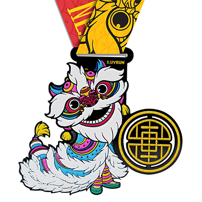 Barongsai Virtual Run