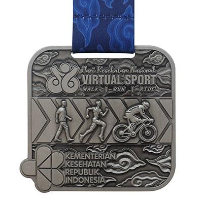 Hari Kesehatn Nasional Virtual Sport 2020