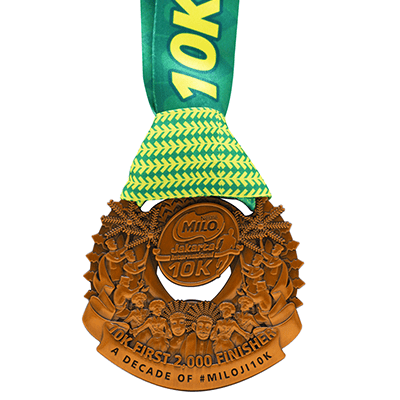 Milo Jakarta International 2019