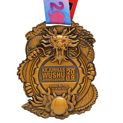 Kejuaraan Nasional Wushu Piala Bergilir Presiden 2019