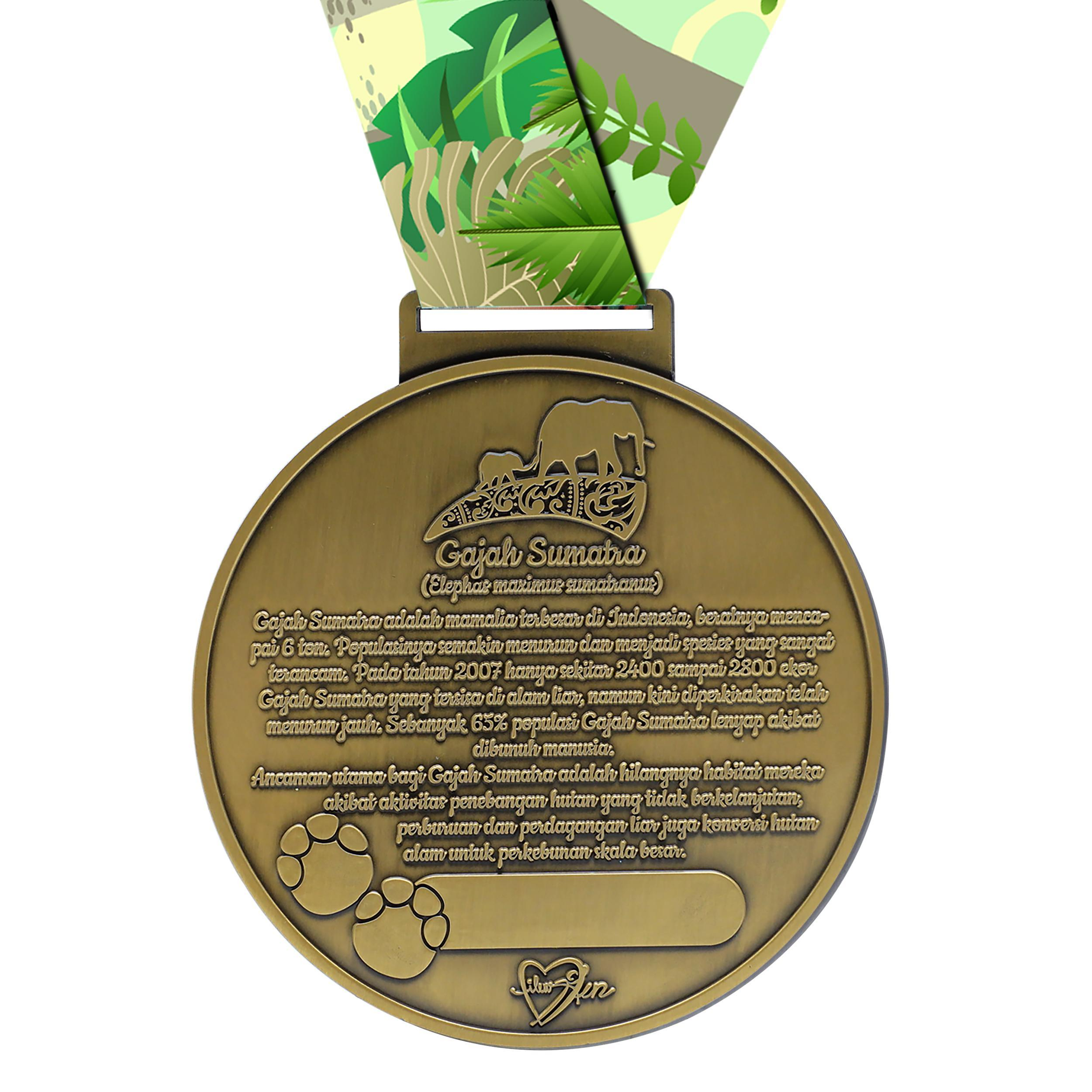 Gajah Sumatra Virtual Run