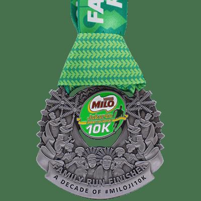 Milo Jakarta Interational Run 2019